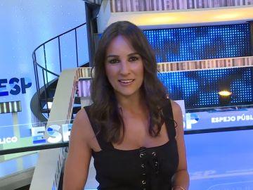 Lorena García recoge el 'testigo' de Susanna Griso y será la nueva presentadora de 'Espejo Público' en verano