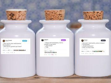Memes sobre Homeopatía
