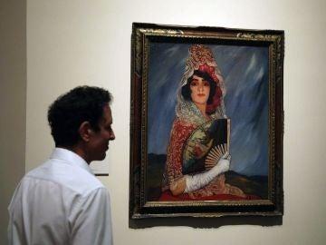 Donan once obras de pintores españoles al museo del Prado