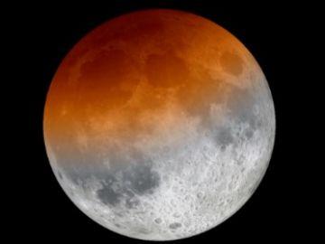 eclipse parcial luna