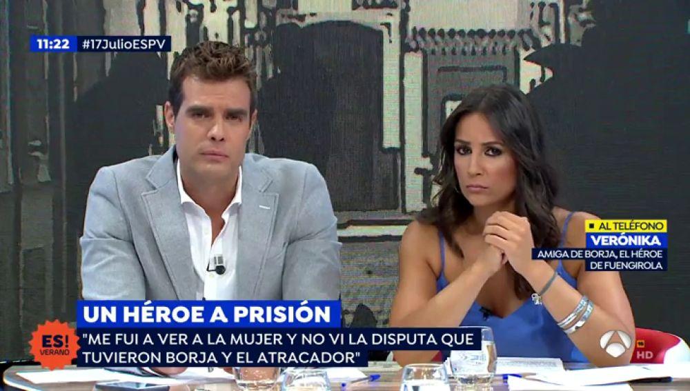 Controvertido caso de Borja