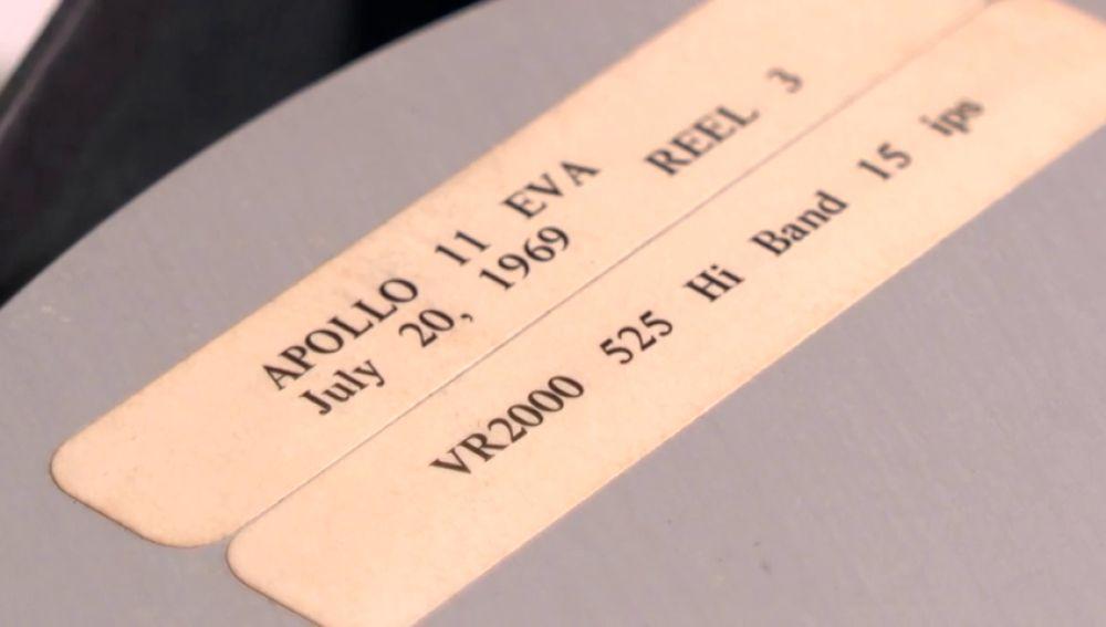 Los objetos del Apolo 11 que salen a subasta