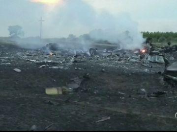Cinco años del accidente MH17: cuatro acusados, un detenido y muchas incógnitas