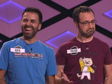 La divertida broma de Juanra Bonet y Pulido Pitto en '¡Boom!' no apta para el horario infantil