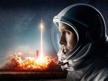Ryan Gosling como Neil Armstrong en 'First Man'