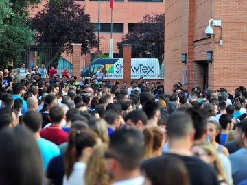 Más de 27.000 personas se ofertan para ser Guardia Civil