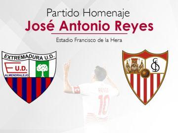 Extremadura y Sevilla jugarán un partido en homenaje a Reyes