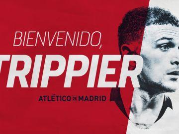 El Atlético de Madrid ficha a Trippier