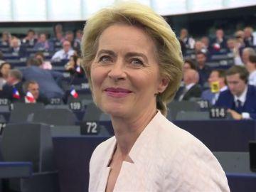 Ursula Von der Leyen, primera mujer presidenta de la Comisión Europea