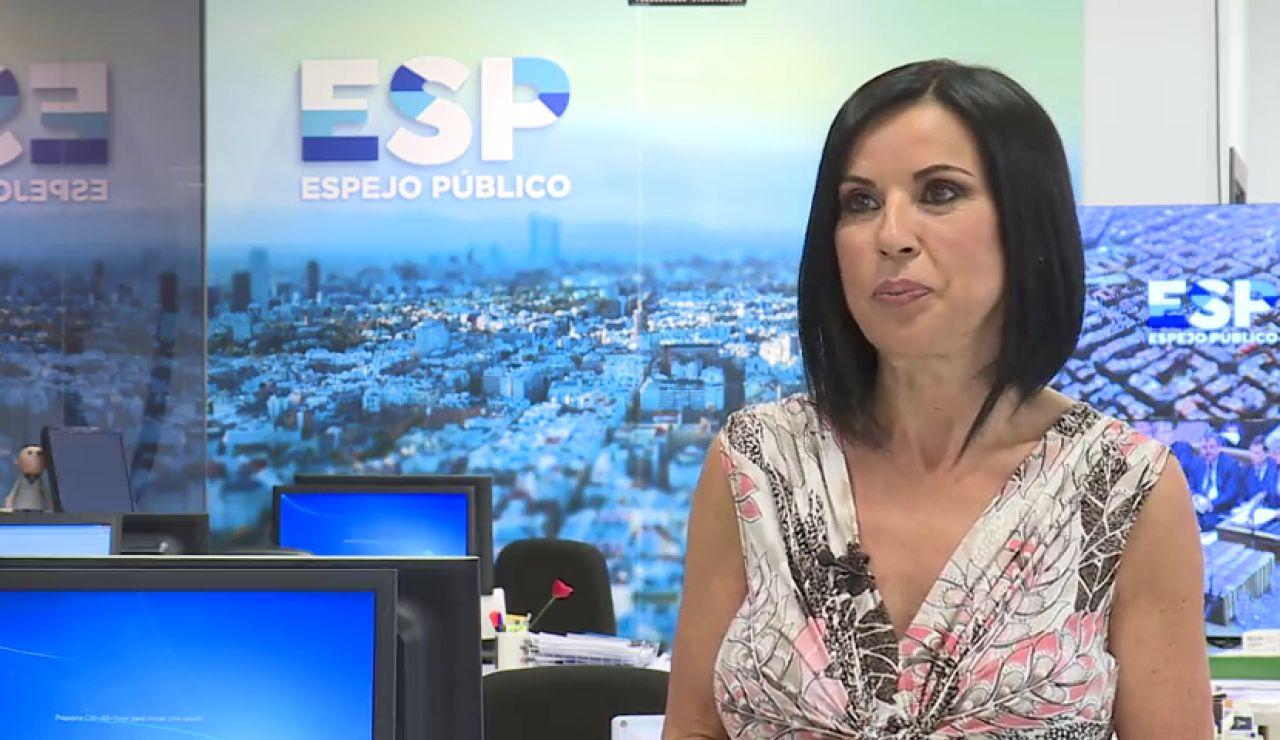 Beatriz de Vicente, abogada, opina sobre el 'caso Borja'