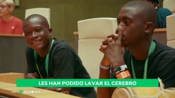 Continúan desaparecidos los dos menores que se fugaron antes de coger el vuelo de regreso a Sierra Leona tras jugar la Donosti Cup