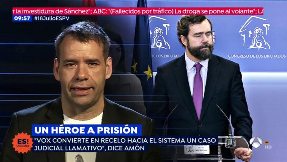 La opinión de Rubén Amón.