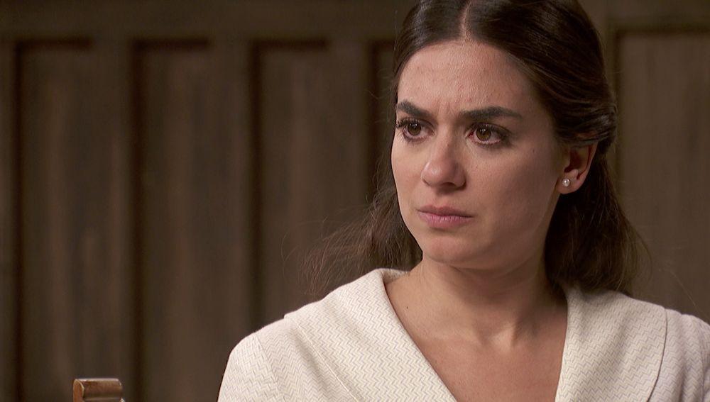'El secreto de Puente Viejo': Elsa, confusa tras leer la carta de Álvaro, su expareja