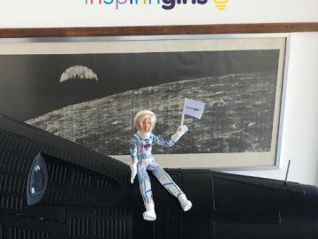 Barbie presenta su muñeca 'astronauta'
