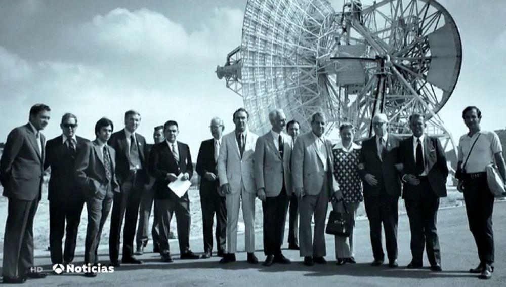 ¿Por qué la NASA eligió Robledo de Chavela para instalar la estación espacial?