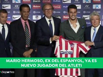 OFICIAL: Mario Hermoso ficha por el Atlético de Madrid por las próximas cinco temporadas