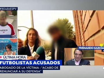 """El abogado de la víctima del 'caso Arandina' renuncia a su defensa por """"una pérdida de confianza"""""""