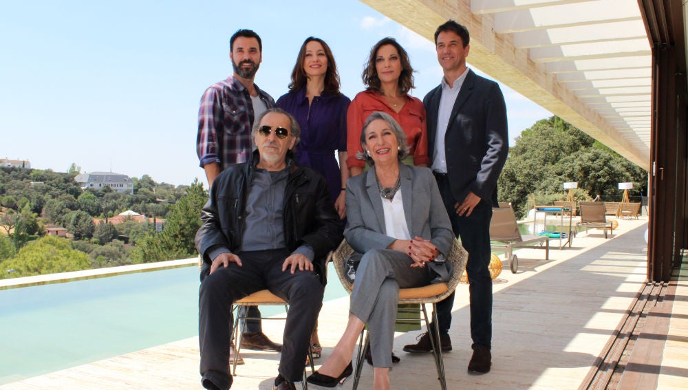 'El Nudo', la nueva serie de Antena 3