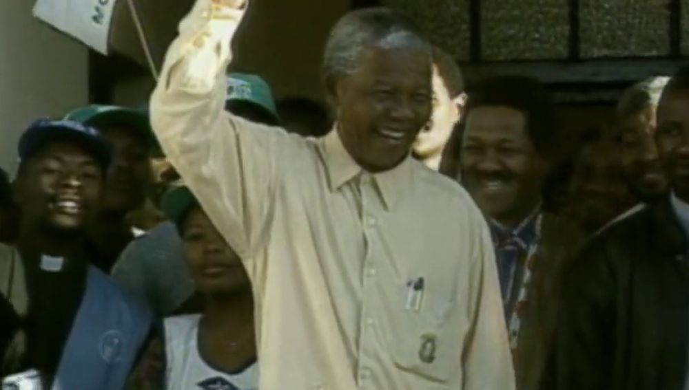 18 de julio: día de Nelson Mandela