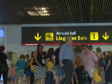 Regresan a España los 130 jubilados