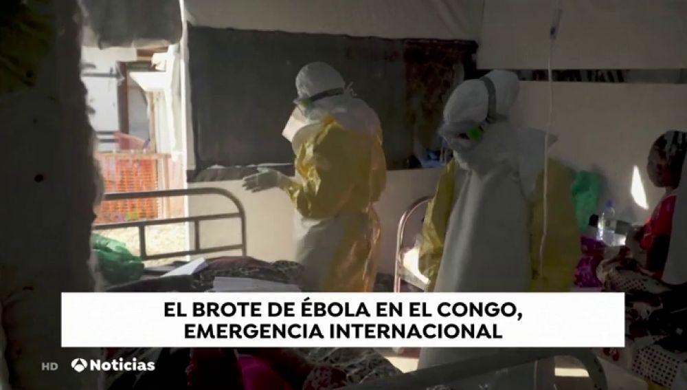 La OMS advierte que una víctima del ébola de RDC podría haber llevado el virus a Ruanda