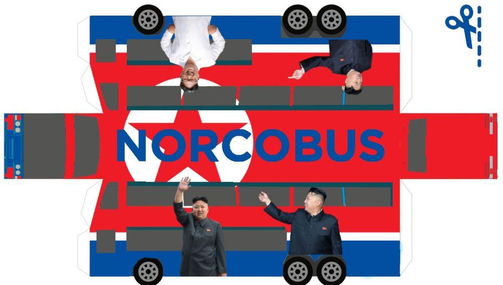 Autobús de Norcoreano
