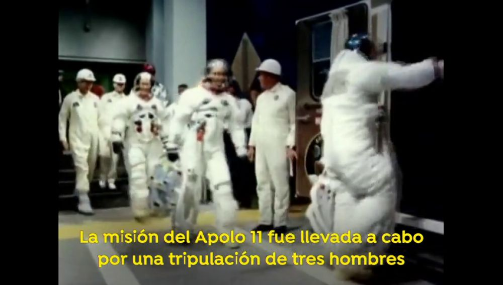 Los 12 hombres que han pisado la Luna a lo largo de la Historia