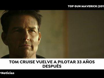 Llega a los cines la segunda edición de 'Top Gun' como una carta de amor a la aviación