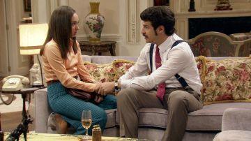 'Amar es para siempre': Carlos aclara a Mónica que no renunciará a Ana y le pide que la acepte