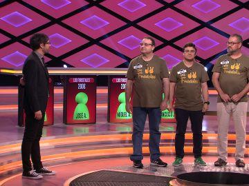 """Juanra Bonet no da """"ni una"""" con los nombres de los nuevos concursantes de '¡Boom!'"""