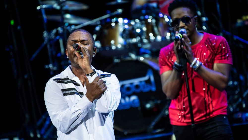 Kool & The Gang llenó de funk y éxitos inolvidables el Starlite Marbella cinco años después