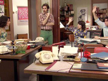 'Amar es para siempre': Miguel propone que su hermano Jon empiece a trabajar en el 'Hasta Luego'