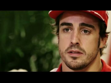 """Las palabras proféticas de Fernando Alonso sobre Vettel en 2013: """"Vienen tiempos interesantes para él..."""""""