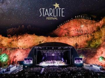 Festival Starlite en Marbella.