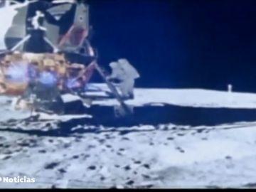 Los primeros minutos tras el lanzamiento del Apolo 11 fueron controlados desde la estación MasPalomas