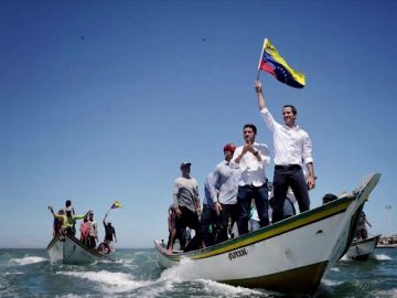 """Guaidó convoca una gran sesión en la Asamblea Nacional para hacer """"anuncios importantes"""""""