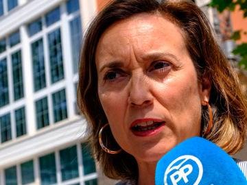 La responsable de Política Territorial del PP, Cuca Gamarra