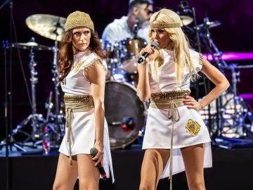 Abba The Concert recrean un fantástico espectáculo con su homenaje en el Starlite