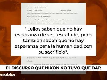 Mensaje de Nixon