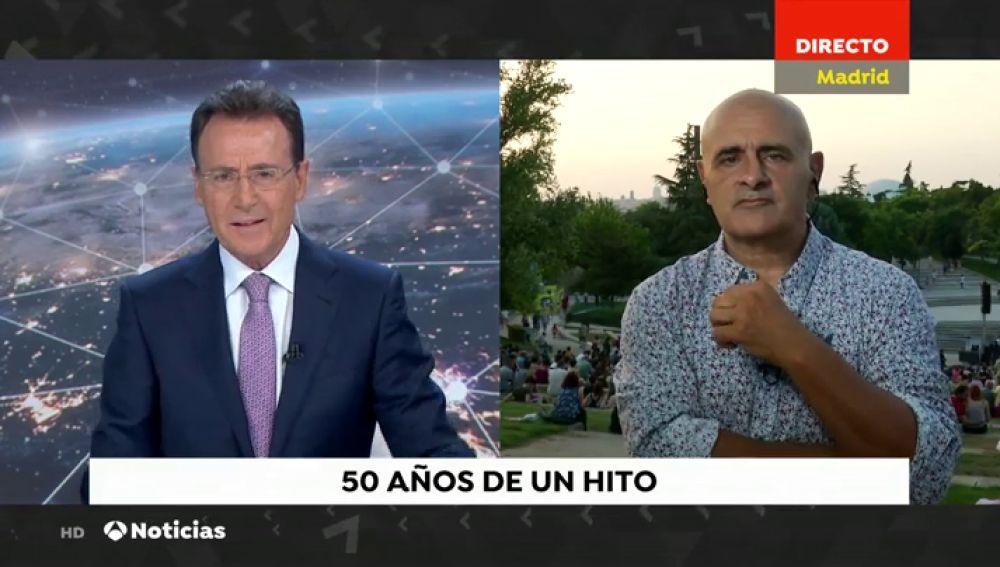 El director del planetario de Madrid: