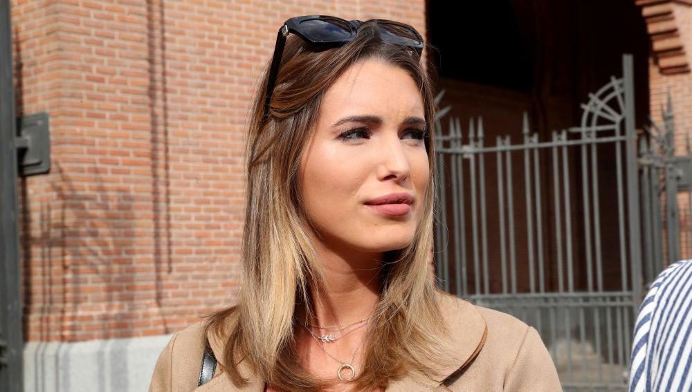 La modelo Marta López