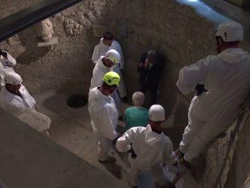 El Vaticano analiza los restos de dos osarios en busca de los cádaveres de dos princesas