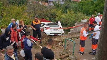 Muere un hombre atropellado durante un Rally en Tenerife
