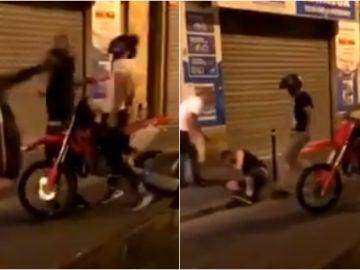 Terrible agresión en Francia durante la celebración de los argelinos