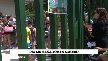 Madrid celebra el 'Día sin Bañador'