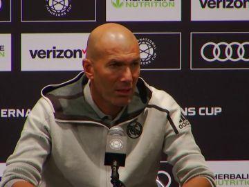 "Zinedine Zidane: ""Si Bale se va mañana, mejor para todos"""
