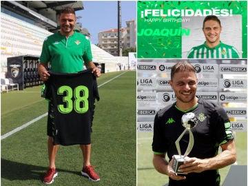 Joaquín cumple 38 años y lo celebra con este golazo