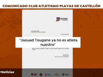 El club Playas de Castellón expulsa a uno de sus atletas por cometer dos robos