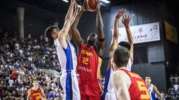 España e Israel en la final del Europe Sub-20 de baloncesto