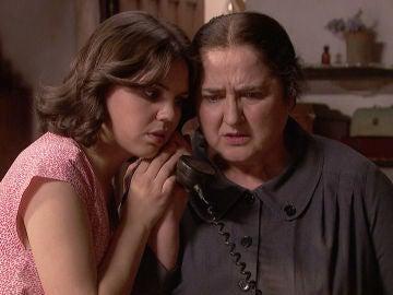 'El secreto de Puente Viejo': Consuelo y Marcela reciben noticias de Elsa